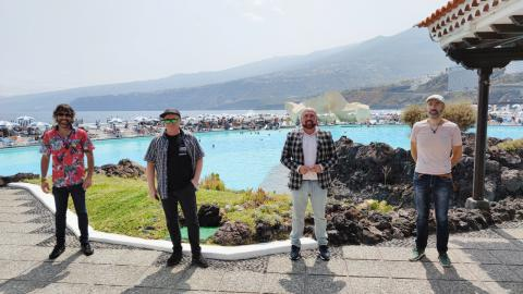 Presentación de Canarias Jazz & Más en el Complejo Turístico Costa Martiánez de Puerto de la Cruz (Tenerife) / CanariasNoticias.es