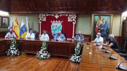 Puerto de La Cruz. Universidad de La Laguna/ canariasnoticias