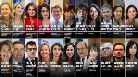 Remodelación del gobierno de Pedro Sánchez