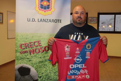 Sergio Hernández se incorpora al cuerpo técnico como segundo entrenador de la UD Lanzarote / CanariasNoticias.es