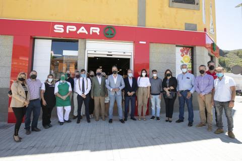 Reapertura de Spar Gran Canaria en San Mateo / CanariasNoticias.es