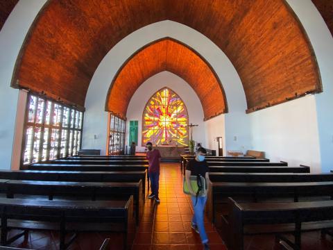 Templo Ecuménico de playa del Inglés (Gran Canaria) / CanariasNoticias.es