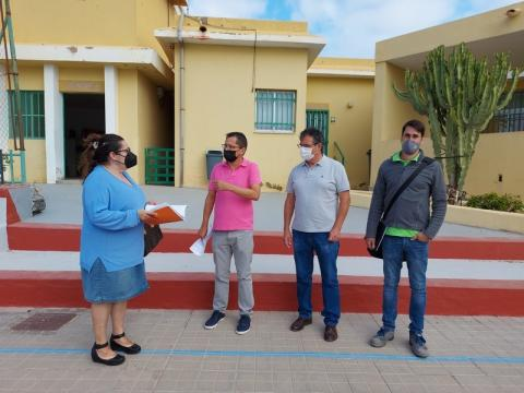 Concejalía de Educación de Telde. CEIP El Goro/ canariasnoticias