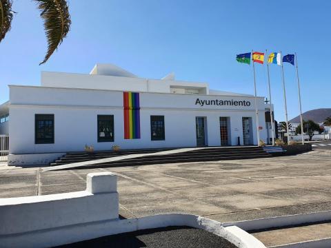 Ayuntamiento de Tías. Lanzarote / CanariasNoticias.es