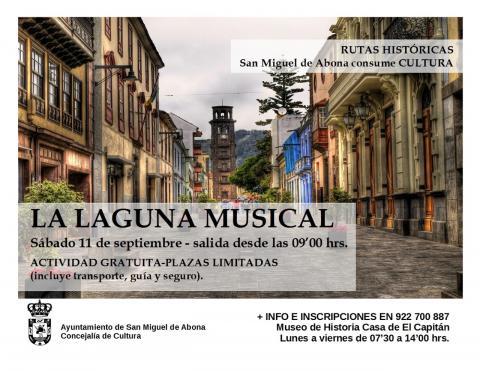 """""""La Laguna musical"""". La Laguna. Tenerife/ canariasnoticias"""