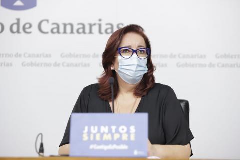 Manuel de Armas, consejera de Educación de Canarias / CanariasNoticias.es