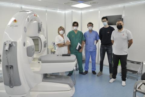 Servicio de Oncología Radioterápica. Hospital Dr. Negrín/ canariasnoticias