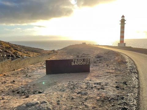 Mirador del Faro de Sardina en Gáldar (Gran Canaria) / CanariasNoticias.es