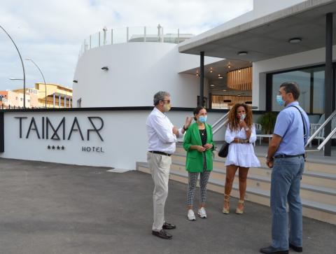 Hotel Taimar de Costa Calma en Pájara (Fuerteventura) / CanariasNoticias.es
