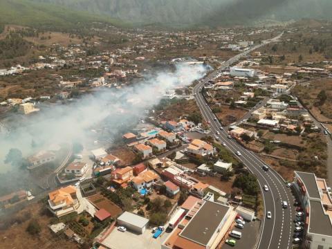 Incendio forestal de El Paso (La Palma) / CanariasNoticias.es