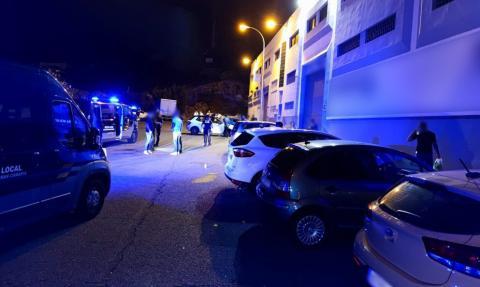 Policía local de Las Palmas/ canariasnoticias.es