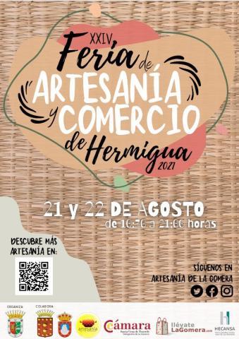 Feria de Artesanía. Hermigua. La Gomera/ canariasnoticias