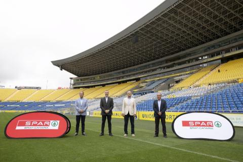 Miguel Ángel Ramírez, Nicolás Ortega, José López y Jesús Díaz/ canariasnoticias