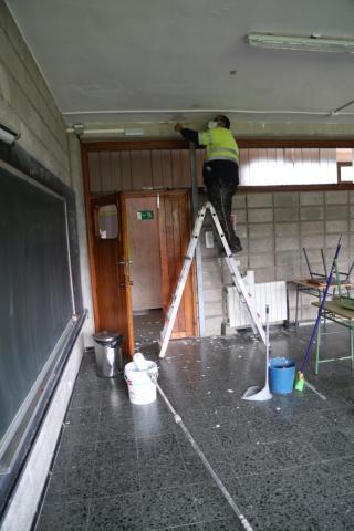 Velleseco mejora los colegios/ canariasnoticias