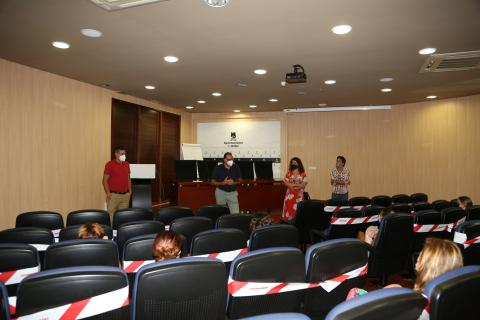 Adeje forma a profesionales en Big Data / CanariasNoticias.es