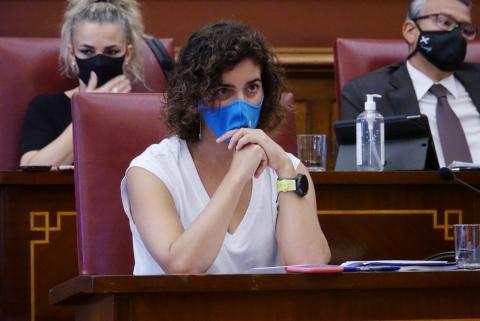 Alicia Cebrián, concejala de Deportes de Santa Cruz de Tenerife / CanariasNoticias.es