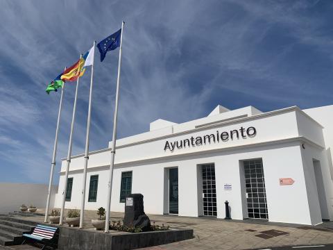 Ayuntamiento de Tías (Lanzarote) / CanariasNoticias.es