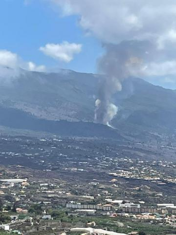 Cumbre Vieja. La Palma/ CanariasNoticias.es