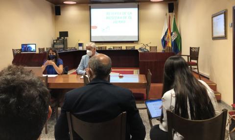 Reunión del Órgano Rector de la Reserva de la Biosfera de El Hierro / CanariasNoticias.es