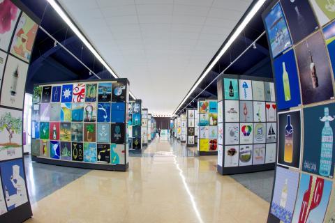 Bienal Internacional de Cartelismo Terras Gauda – Concurso Francisco Mantecón