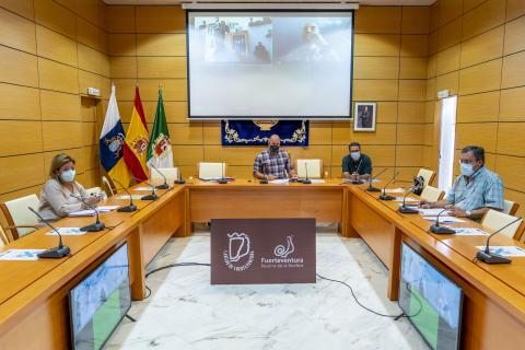 Eólicas de Fuerteventura cierra el ejercicio 2021 con un beneficios / CanariasNoticias.es