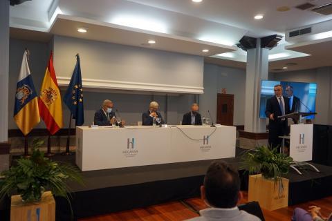 Apertura del curso académico 21/22 en Hecansa / CanariasNoticias.es