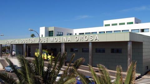 Hospital Doctor José Molina Orosa de Lanzarote