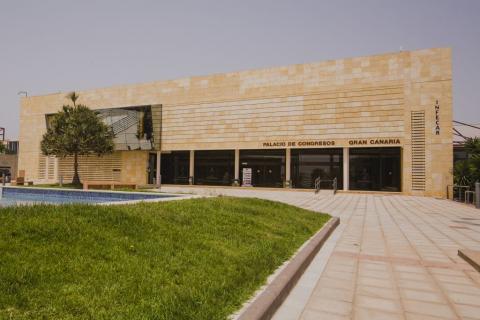 Palacio de Congresos Gran Canaria de Infecar