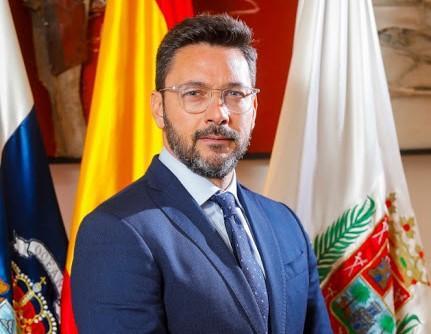 José Guerra, concejal de Cs en el Ayuntamiento de Las Palmas de Gran Canaria / CanariasNoticias.es
