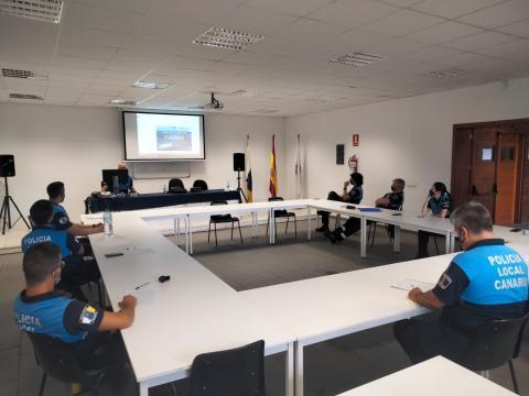 La Policía Local de Las Palmas de Gran Canaria se suma al Prüm-EUCARIS