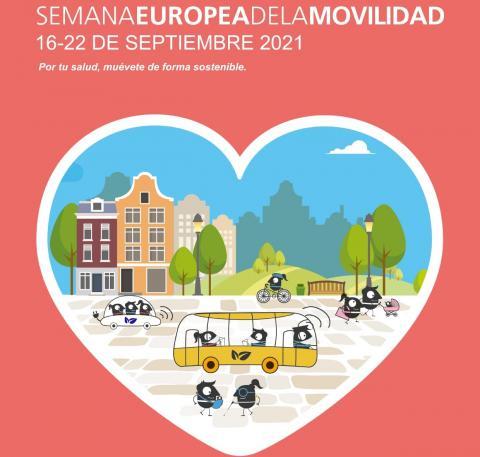 Semana Europea de la Movilidad en Las Palmas de Gran Canaria