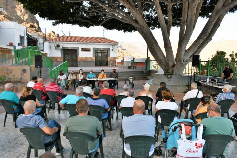 Sesión informativa del PGO de Mogán / CanariasNoticias.es