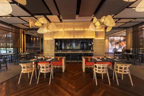 Restaurante NIHAO en el hotel Lopesan Costa Meloneras