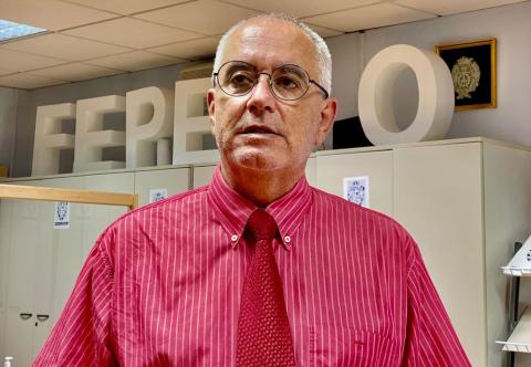 Óscar Izquierdo, presidente de FEPECO / CanariasNoticias.es