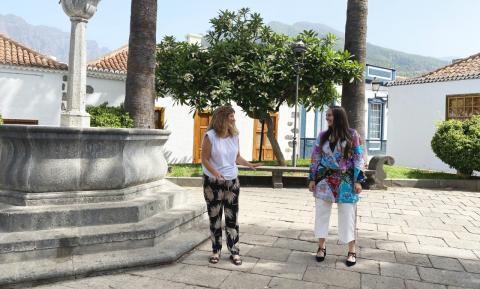 Paloma Suárez participará en la Mercedes- Benz Fashion Week Madrid / CanariasNoticias.es