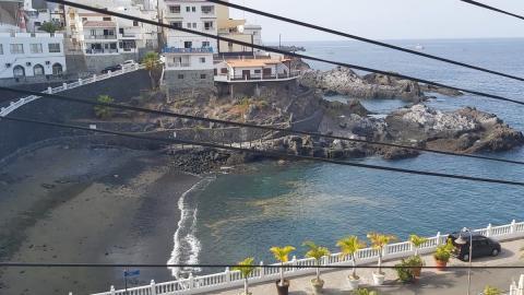 Playa China en Santiago del Teide (Tenerife)