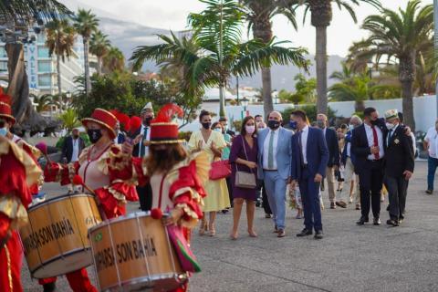 Carnaval de Verano. Puerto de La Cruz/ canariasnoticias