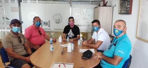 La Federación Canaria de Barquillos reúne a los presidentes insulares / CanariasNoticias.es