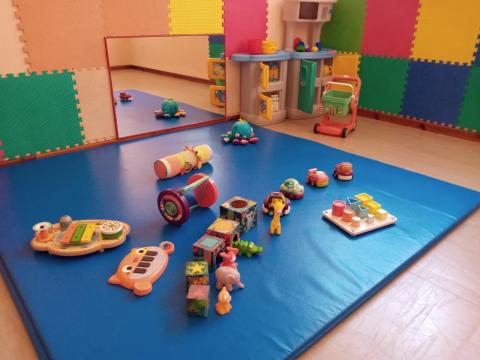 Escuela Infantil de Vallehermoso (La Gomera) / CanariasNoticias.es