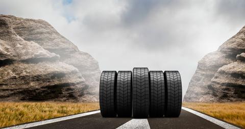 Vredestein Quatrac 5: Neumático 4 estaciones
