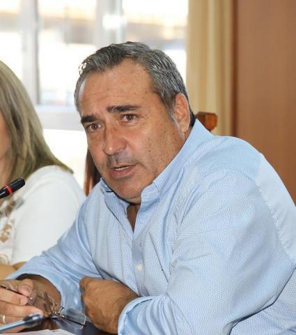 Ángel Vázquez, consejero de Promoción Turística del Cabildo de Lanzarote