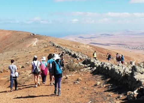Ruta de Senderismo de Antigua / CanariasNoticias.es
