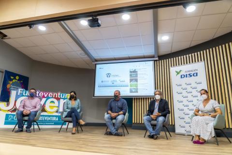 Cabildo de Fuerteventura, Fundación DISA e YRICHEN/ canariasnoticias