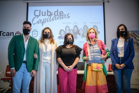 'El Club de Capitanas' en Candelaria / CanariasNoticias.es