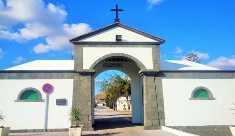 Cementerio de San Román en Arrecife (Lanzarote) / CanariasNoticias.es