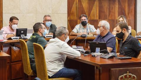 Comité Científico La Palma