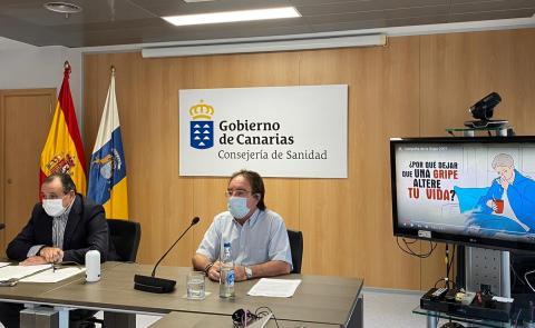 Campaña de vacunación contra la gripe / CanariasNoticias.es