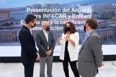 Infecar inicia proceso para conseguir la certificación de edificación sostenible / CanariasNoticias.es
