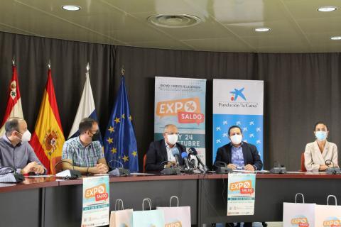Presentación de ExpoSaldo La Gomera / CanariasNoticias.es