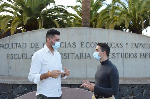 Libertad Estudiantil de la ULL / CanariasNoticias.es